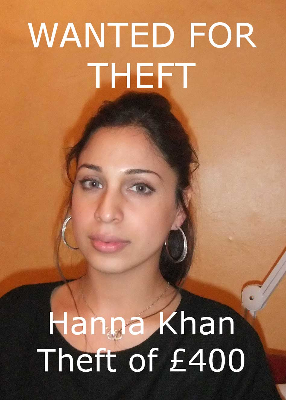 Hanna_Khan_Wanted_for_Theft