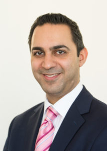 Dr Simon Zokaie, BSc MBChB MRCP